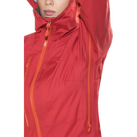 Norrøna Lofoten Gore-Tex Active Chaqueta Mujer, Rebel Red